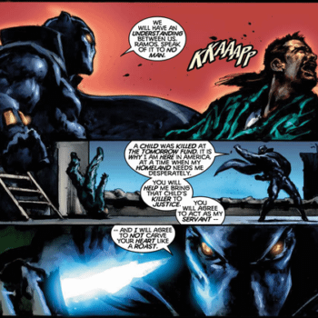 The Complete Christopher Priest Black Panther, Out Next Year