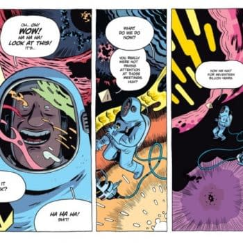 Brian K Vaughan's Panel Syndicate Publishes Universe! by Albert Monteys