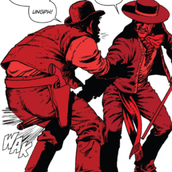 The Ten Most Kick-Ass Moments in Quentin Tarantino's Official Django Unchained Sequel, Out Today