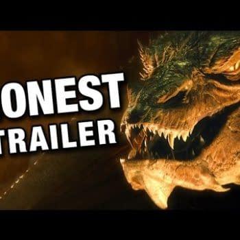 Honest Trailer For The Hobbit: The Desolation Of Smaug