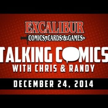 Talking Comics – Discussing This Week's Upcoming Titles From Robin Rises: Alpha To They're Not Like Us, Graveyard Shift And More!