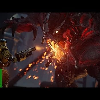 Evolve Gets A Hint Of Narrative In New Trailer
