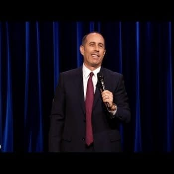 Jerry Seinfeld Dusts Off The Stand Up Skills For The Tonight Show