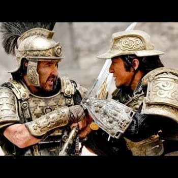Jackie Chan and John Cusack Team For Dragon Blade