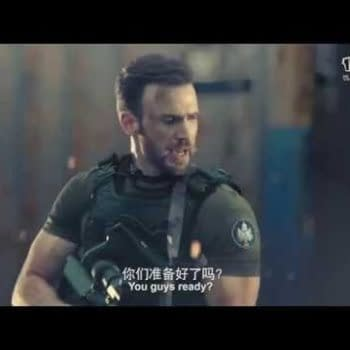 Chris Evans Answers The Call Of Duty