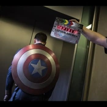 ILM Shows Off Their Work From Captain America: The Winter Soldier