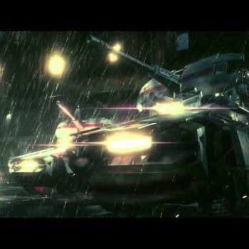 Batman: Arkham Knight Shows Off The Batmobile In New Trailer