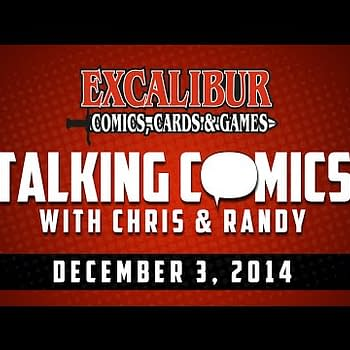 Talking Comics &#8211 Discussing This Weeks Upcoming Titles From Angela To Secret Six Thanos Vs. Hulk Wolf Moon And More