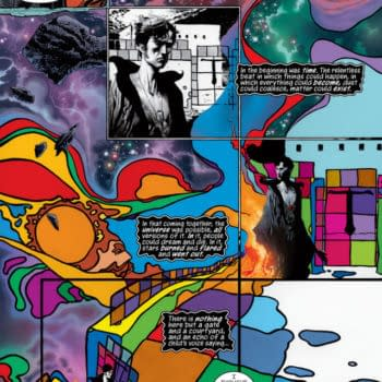 Where Did The Endless Come From Anyway? (Sandman Overture #4 Spoilers)