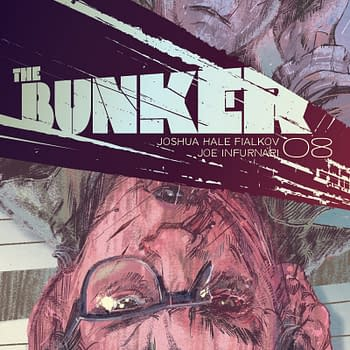 Can The Human Race Fight Back Preview The Bunker #8