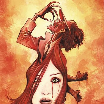 Hankering For A Double Dose Of Horror Preview Colder: The Bad Seed #3 And #4