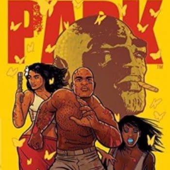 Concrete Park's Last Two Issues Stealth-Cancelled, Will Appear In The Trade Paperback