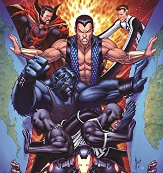 Could Secret Wars Be All About Mister Fantastic And The Infinity Gauntlet