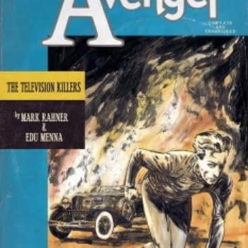 """""""I Always Thought The Avenger Was A Weirdly Underused Hero."""" – Mark Rahner On The Avenger Special"""