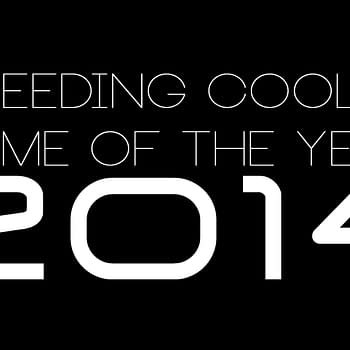 Bleeding Cools Game Of The Year 2014