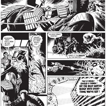 From Strip To Script &#8211 Judge Dredd: Greatest Single Panel In Comics