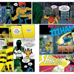 From Strip To Script – She-Hulk #2