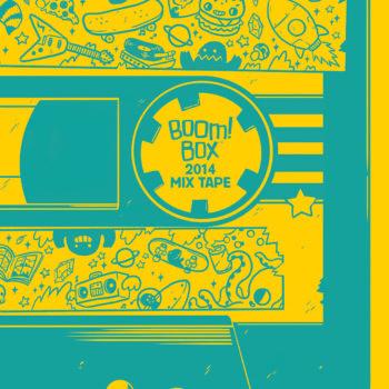 Celebrating Comics With The Boom! Box Mix Tape 2014 – 8 Creators Praise Anthologies