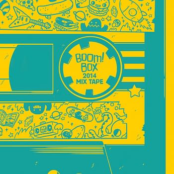 Celebrating Comics With The Boom Box Mix Tape 2014 &#8211 8 Creators Praise Anthologies