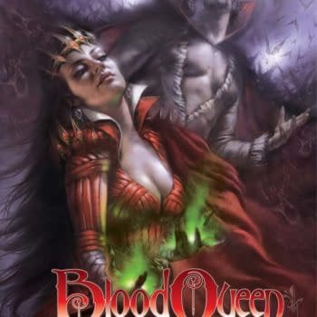 Blood Will Flow – The Blood Queen Vs Dracula