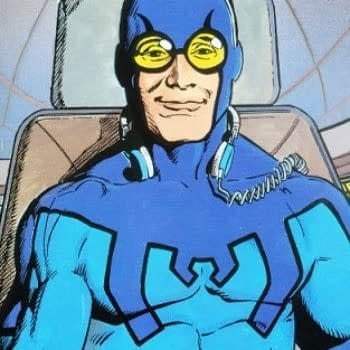 Celebrating Ted Kord, The Blue Beetle Who Was Your Friend