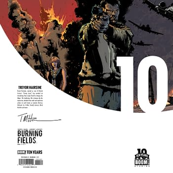 BOOM Studios Unveils First Four 10th Anniversary Covers