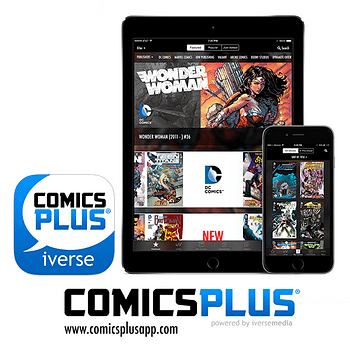ComicPLUS App Updates To 8.0 &#8211 Is It A Digital Comic Book Game Changer