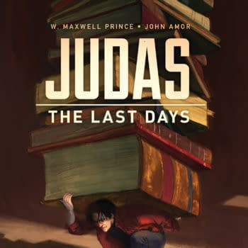 If You're Following A Messiah, Things Might Get Hellish – Preview Judas: The Last Days From IDW