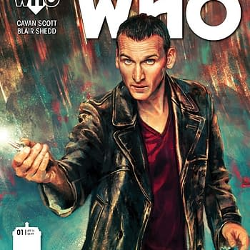 New Titan Miniseries Focuses On The Ninth Doctor
