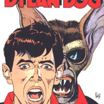 Dylan Dog – The Most Published Comic Book Character Today?