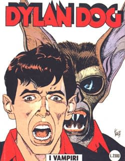 Dylan Dog &#8211 The Most Published Comic Book Character Today