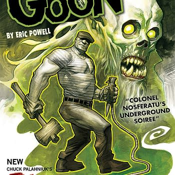 Its A Battle For The Goons Soul In 2015 &#8211 Eric Powell In The Bleeding Cool Interview