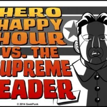 Hero Happy Hour Versus The Supreme Leader Takes To Kickstarter