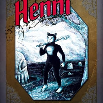 Preview Henni,  A Truly Anti-Authoritarian Graphic Novel By Miss Lasko-Gross