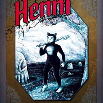 The Unintentional Rebel – Miss Lasko-Gross Discusses New Graphic Novel Henni, Plus Process Art