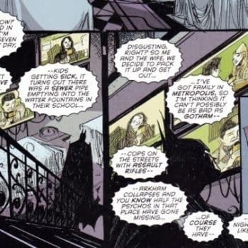 Batman Eternal Makes The Case For Moving From Gotham To Burbank