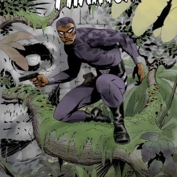 """""""I Was Really Drawn To The Idea Of Lothar Becoming The Phantom"""" – Brian Clevinger Talks King: The Phantom #1"""
