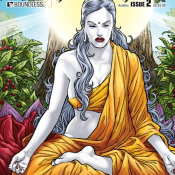 Early Preview: The The Lady Death: Apocalypse #2 Covers Revealed!