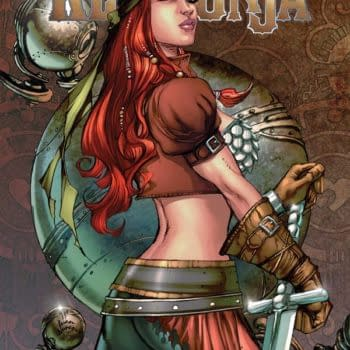 Exclusive First Look Inside Legenderry: Red Sonja