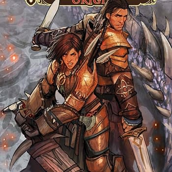 Dynamite And Paizo Publishing Reveal Pathfinder Origins