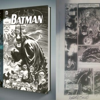 Ahead Of His Gallery Edition Release, Talking With Kelley Jones About Batman And His Career In Comics