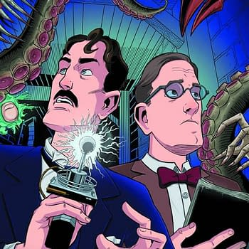 In One Week In Two Weeks &#8211 From Spider-Man &#038 The X-Men To Lovecraft &#038 Tesla