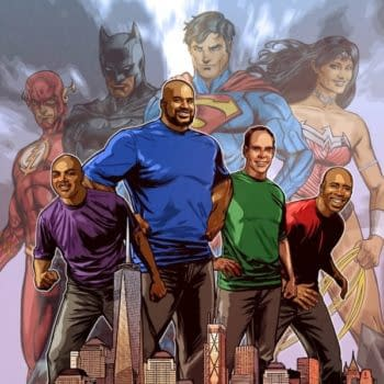 Justice League Goes Inside The NBA, Coming To A Store Near You In 2015