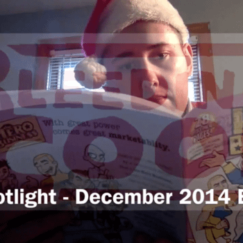 Spotlight On Indie Comics – Featuring The Hero Business, Nowhere Man, Squarriors And Bullet Gal (VIDEO)