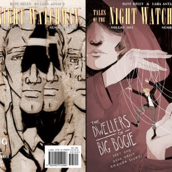 Preview So What? Press' New Fall Lineup – Tales Of The Night Watchman #3, Crawlspace, And City Chickens
