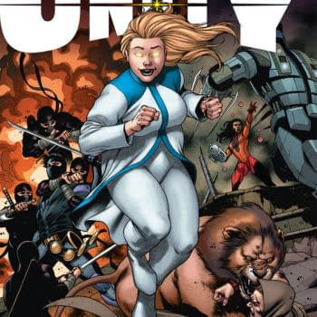 A Renegade Stands Against The United – Preview For Unity #13