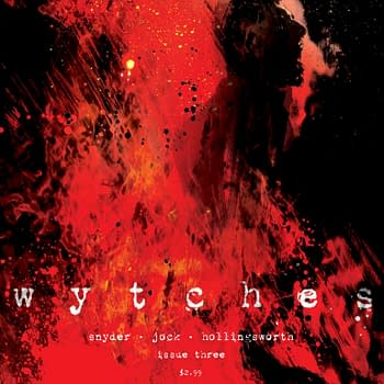 Advance Review Of Wytches #3: Finding New Ways To Depict Trauma In Comics