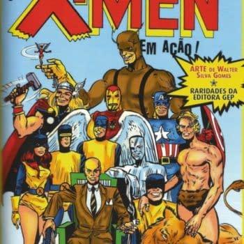 The Brazilian X-Men Comics That The USA Never Saw