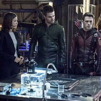 The Best So Far With The Brave & The Bold – Recapping This Week's Arrow