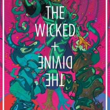 Cover Variance: Christian Ward's The Wicked + The Divine #7